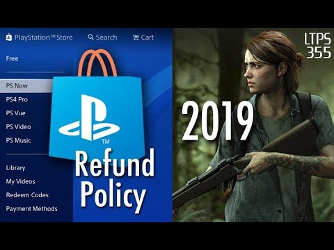 The Last of Us II Release 2019. PlayStation Store Refund Policy. FFVII Remake Update. - [LTPS #355]