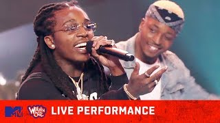 Jacquees Brings His Gifts From the 'B.E.D' To The Stage 🎁🎶 Wild 'N Out