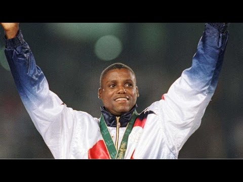 Carl Lewis on his Vegan Diet