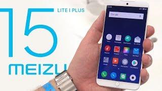 Meizu 15, 15 Plus, 15 Lite и Meizu Pop, Halo: первый обзор новинок Мейзу на Flyme 7 к 15-летию