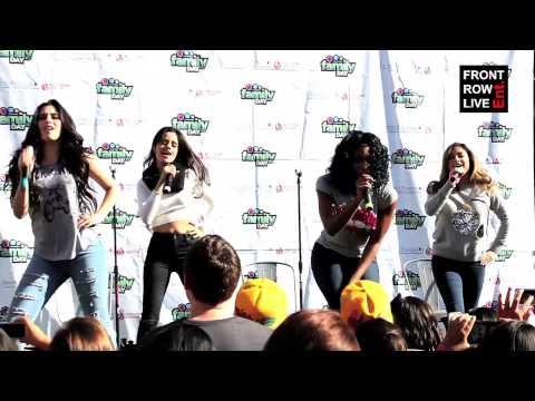 Fifth Harmony perform