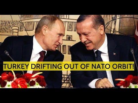 Turkey's Erdoğan Sticks With Putin, Defies U.S. - TurkStream Almost Finished, S-400 Done Deal!