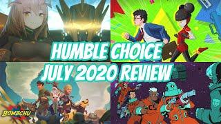 Humble Choice   July 2020 Review