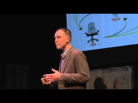 Chemical Materials And Sustainable Design: Michael Werner At TEDxMacatawa