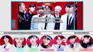 "BTS (방탄소년단) ""쩔어 (DOPE)"" [COLOR CODED] [ROM