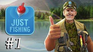 Just Fishing #1 | Angelsimulation für den Browser bald auf Steam | Deutsch