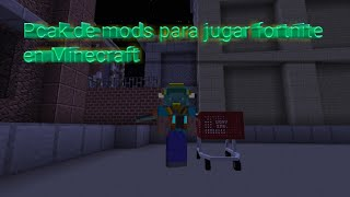 download pack of fortnite mods in minecraft 1 12 2 plus reviw