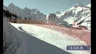 Hermann Maier - WENGEN Downhill 2000