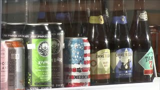 Alcoholic drinks prohibited inside Florida bars