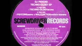 DJ Psyco - Techno-ology