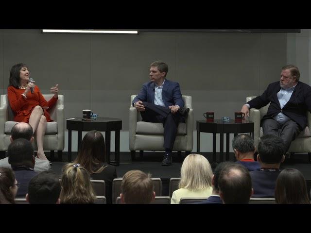 TEDCO's Entrepreneur Expo 2019 - Morning Keynote - Bob Ackerman & Justin Klein