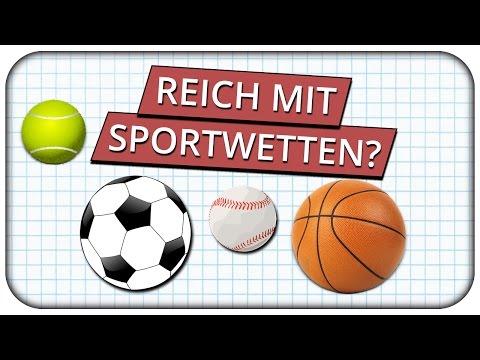 Mit Sportwetten Geld verdienen?! VORSICHTIG vor Profi Tipps ⚽️🏀🎾