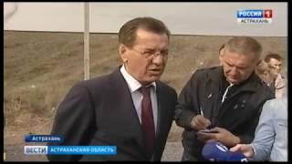 """В Астрахани реанимируют """"убитые"""" дороги"""