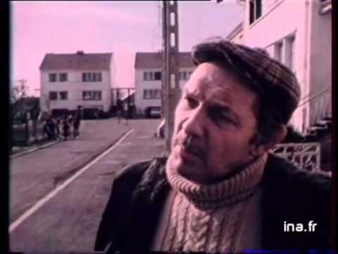 Situation à Longwy - février 1979