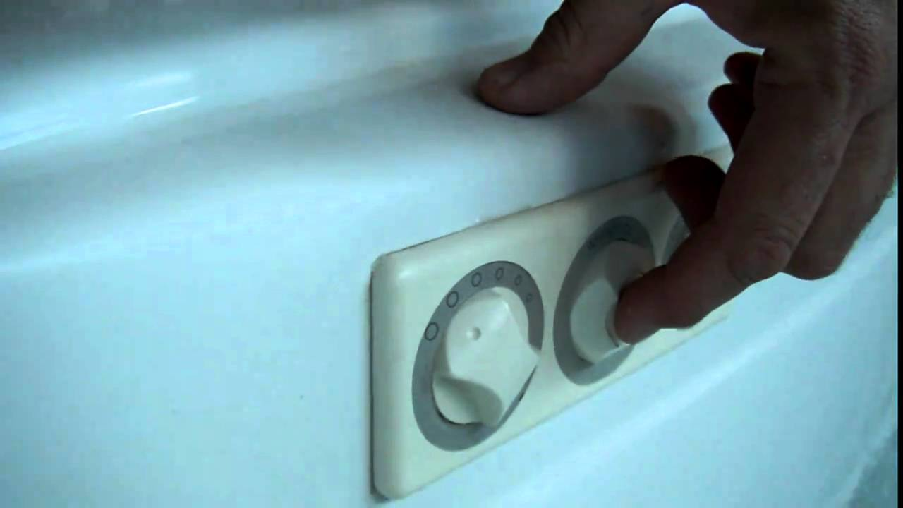 Bathtub Jet Switch Not Functioninig Avi Youtube
