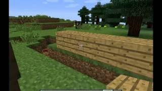 Как сделать смертельную ловушку в Minecraft(, 2011-12-07T20:46:40.000Z)