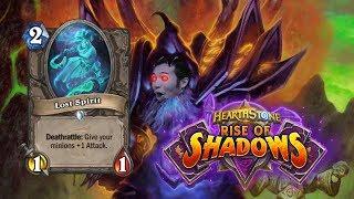 Zoolock Is Broken! Rise of Shadows Warlock Gameplay [Hearthstone]