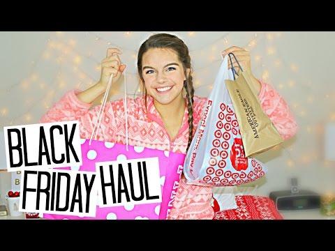 Black Friday Haul!   2015