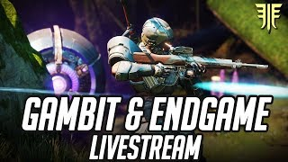 Destiny 2 Forsaken - Gambit & Endgame! #Werbung | Zombey