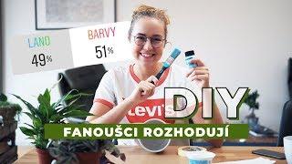 DIY | Rozhodujete co vyrobíme do bytu!