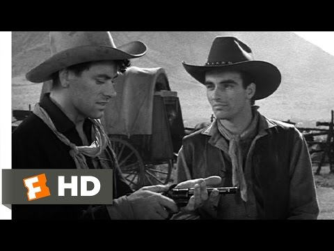 Red River (4/11) Movie CLIP - Comparing Guns (1948) HD