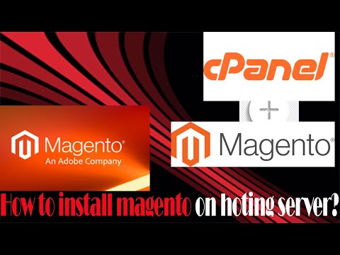 Magento Tutorial, Part-1. || How to install Magento on C-Panel? || Magento-2. thumbnail