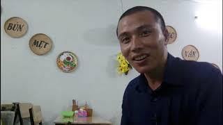 BÓC PHỐT Bún đậu mắm tôm mạc văn khoa tại quận 12  / ĐỨC ANH VŨ - Vlog