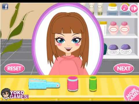 Играть в игры для девочек онлайн бесплатно салон красоты