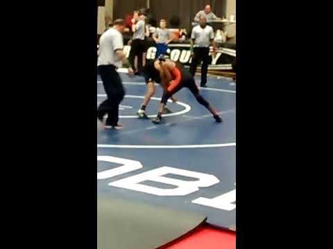 Jaron wrestling tournament 5 2016 hopkinsville middle school