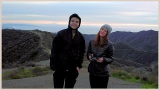 HIKING AND FLYING DRONES!