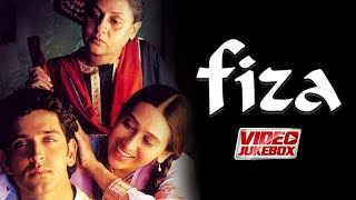 Fiza [Video Jukebox] Hrithik Roshan | Karisma Kapoor | Jaya Bachchan | Tips Official | Hindi Songs