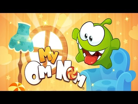 My Om Nom (by ZeptoLab UK Limited) - iOS / Android - HD Gameplay Trailer