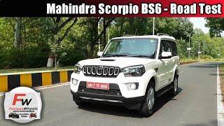 2020 Mahindra Scorpio BS6 Test Drive Review | Mahindra Scorpio BS6 Road Test