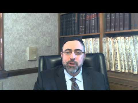 Video Vort - Vayechi 5774 - Rabbi Etan tokayer