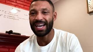 "Crawford fight saved me from lockdown ""dark spot"", says Kell Brook"