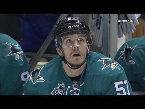Nashville Predators @ San Jose Sharks. Round 2 Game 7