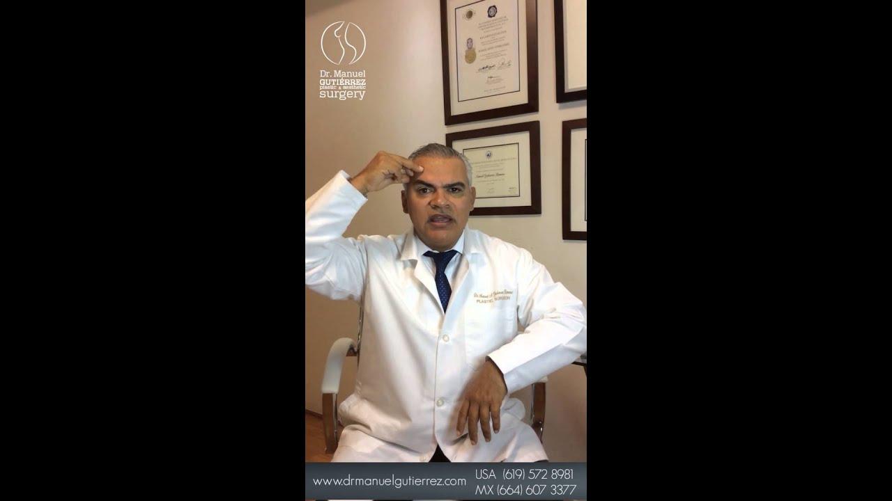 Facelift in Tijuana Mexico - Dr  Manuel Gutierrez - Best Plastic Surgeon  Tijuana