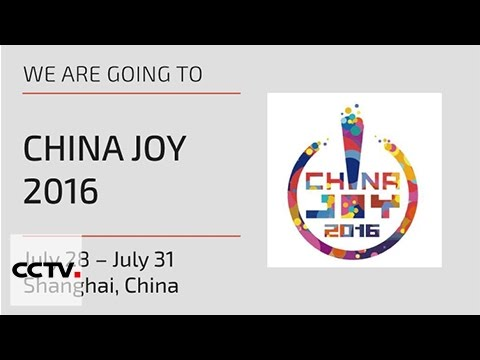 China Joy 2016: Chinese companies strive for better technologies