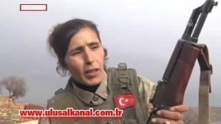 Mardin'in Kara Fatması