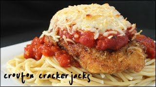 How To Make Chicken Parmesan - Chicken Parmigiana Recipe