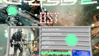 Crysis 2 - OST - 11. Sneak And Shoot [720p HD]