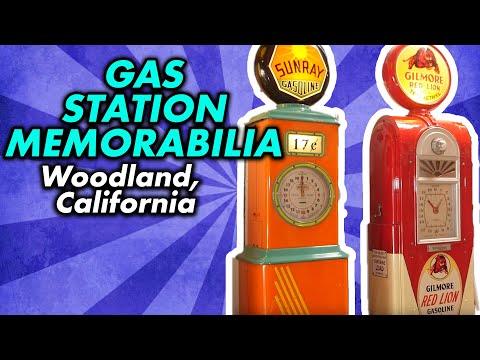 THE Reiffs GAS STATION MUSEUM - Woodland, CA
