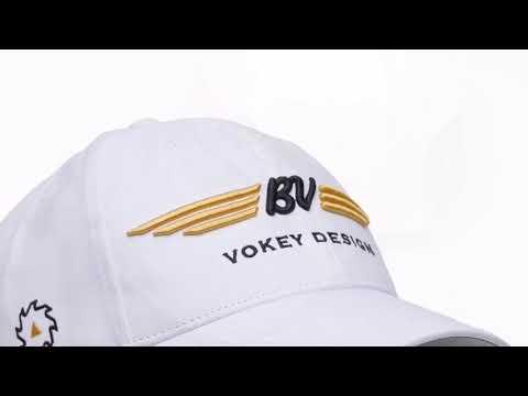 Vokey design golf cap 2019 white review 보키디자인 골프모자 리뷰 헬로버디 보키모자