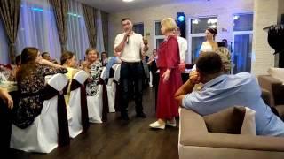 Свадьба внучки в ДР бабушки.