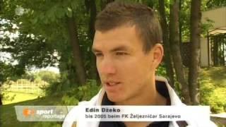 Sport Reportage ZDF 13.09.09 Bosnien und Herzegovina nach dem 1:1 mit der Türkei - Bosnia WC 2010