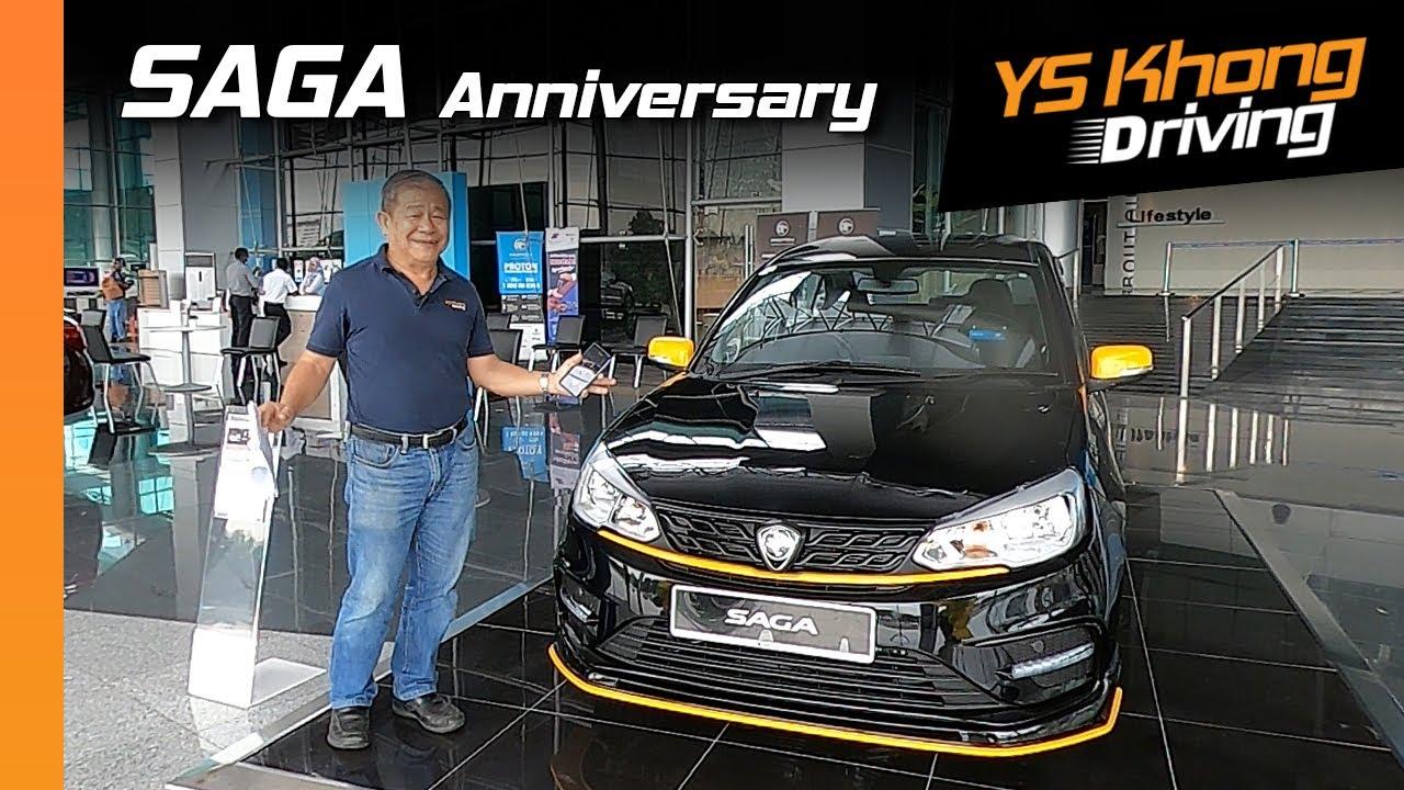 Proton Saga 35 Anniversary Edition: The 'Bumblebee' Saga, Do You Like It?