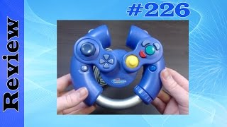 Gamester Pro Racer Handheld Steering Wheel (GameCube) Review