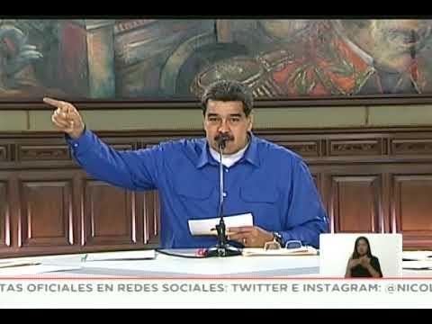 Maduro denuncia plan de Alvaro Uribe Vélez para asesinarlo usando 32 mercenarios