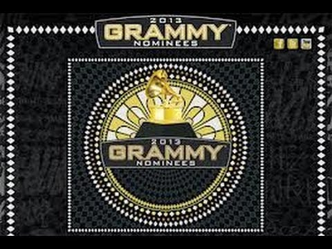 The 2013 Grammy's: My Opinions