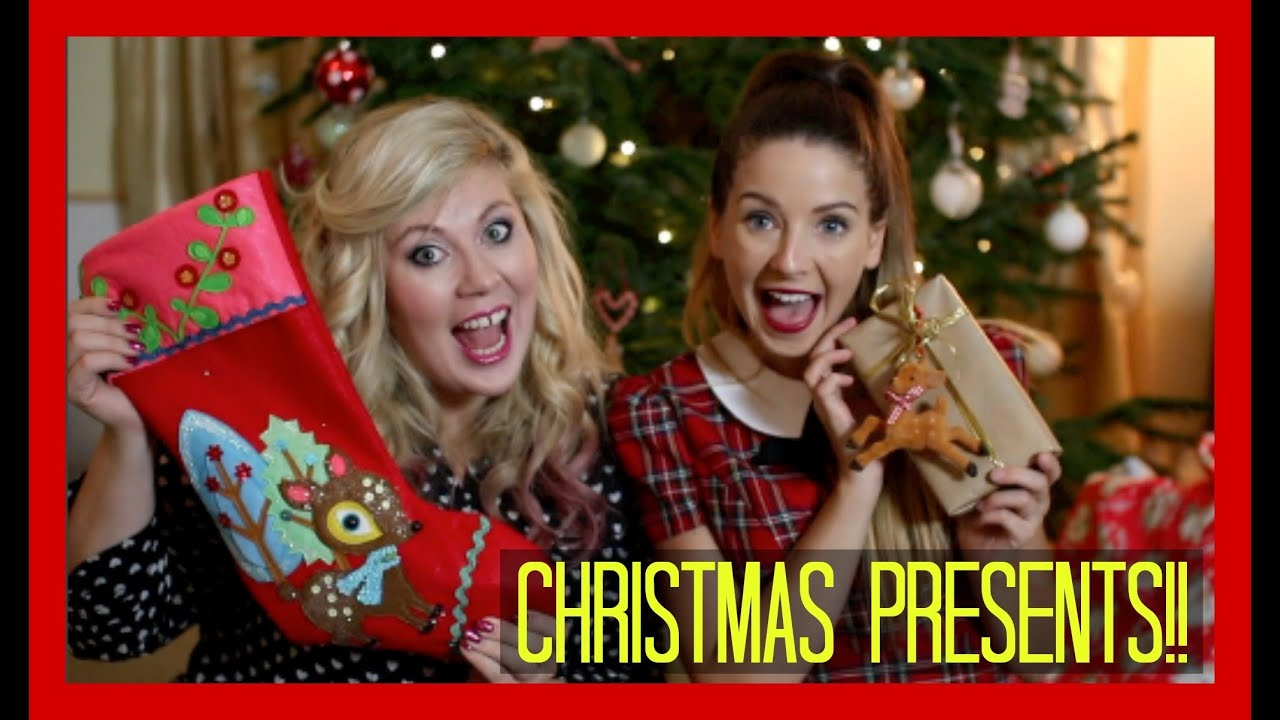 Christmas gift ideas zoella sugg
